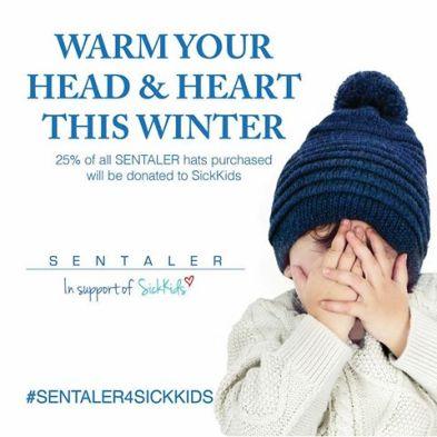Image result for sentaler sick kids