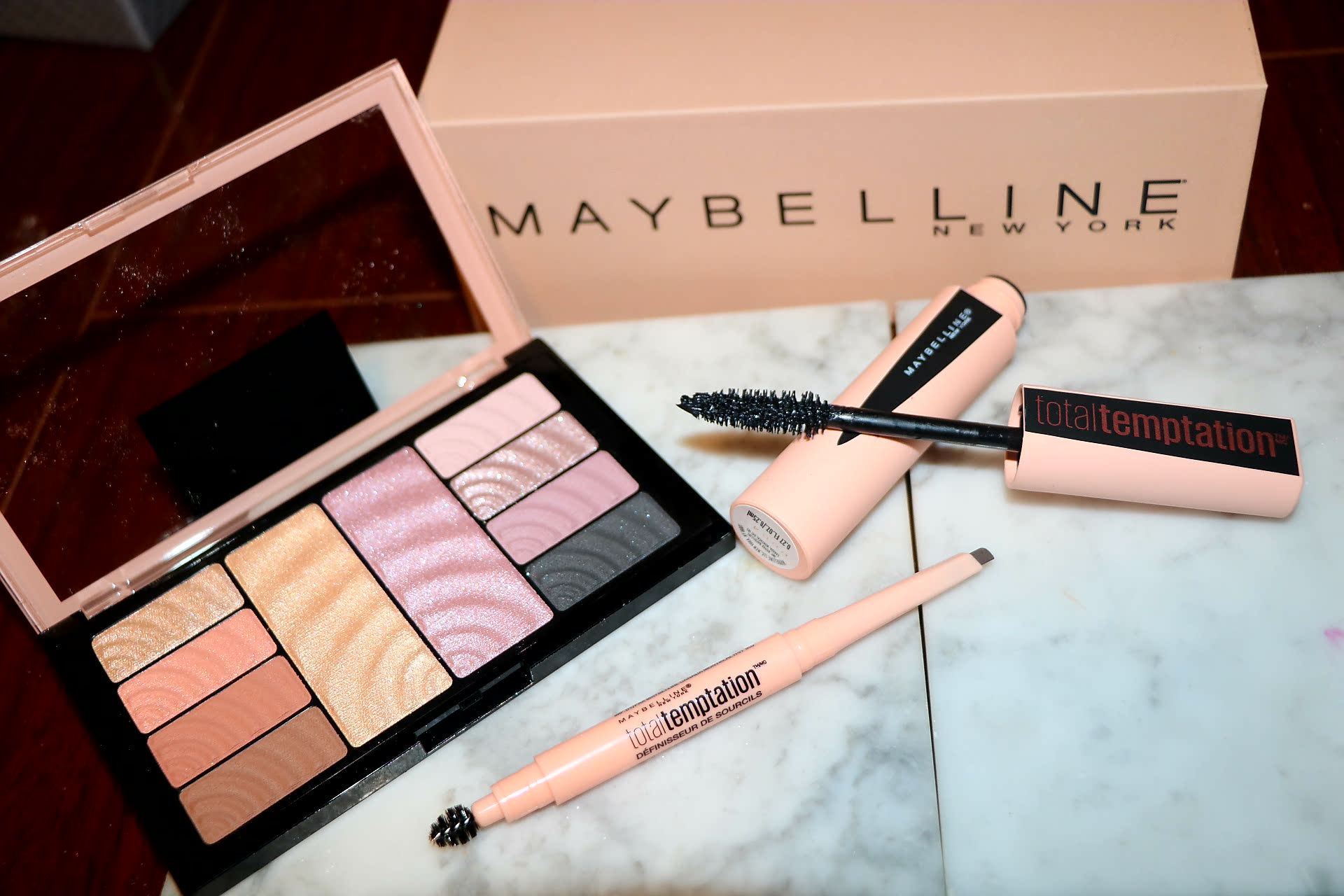 89f0ff1629e It's official, Maybelline New York has officially launched a new franchise  – Total Temptation.